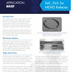 Intro to XeF2 Etch Application Brief